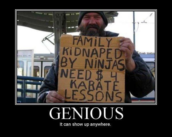 genious